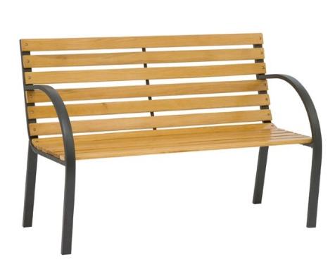 Садовая скамейка Green Glade К076Мебель для сада<br><br><br>Тип: скамейка