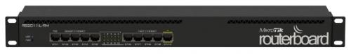 Коммутатор MikroTik RouterBoard RB2011iL-RMМаршрутизаторы и роутеры<br><br>