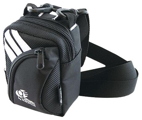 Чехол Acropolis АТ-1 BlackСумки, рюкзаки и чехлы<br><br><br>Тип: чехол<br>Описание : горизонтальное крепление на пояс, закрывается на «молнию», карман для карт памяти.<br>Внешний карман: есть