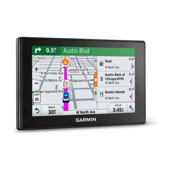 GPS навигатор Garmin DriveSmart 60LMT Europe [010-01540-11]GPS навигаторы<br>Garmin DriveSmart™ 60 - современная навигация с интеллектуальными функциями<br><br>GPS-навигаторы, выпускаемые в настоящее время, уже давно перестали играть роль только лишь «электронной карты», способной прокладывать маршрут. Они превратились в полноценные мультимедийные комплексы, позволяющие получать полнейшую информацию о трафике и ситуации на дороге, помогать в поиске интересующих ключевых точек и адекватно оценивать не только корректность маршрута, но и стиль вождения. Этими и другими возможностями обладает Garmin DriveSmart™ 60 – новинка от лидера рынка...<br>