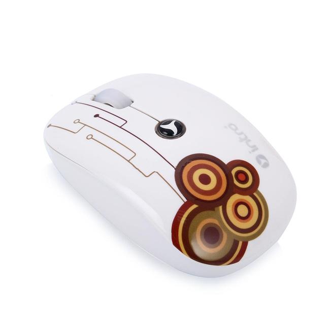 Компьютерная мышь Intro MW205 mouse White USBКомпьютерные мыши<br><br>