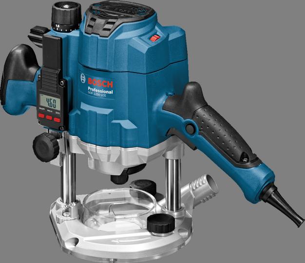 Фрезер Bosch GOF 1250 LCE [0601626101]Фрезеры<br><br><br>Тип: вертикальный<br>Мощность Вт: 1250<br>Скорость вращения: 10000-24000 об/мин<br>Регулировка скорости вращения фрезы: есть