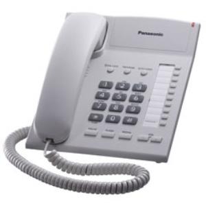 Проводной телефон Panasonic KX-TS2382RUWПроводные телефоны<br>Panasonic kx ts2382ruw — настоящая классика.<br>Хотя проводной телефон Panasonic kx ts2382ruw имеет очень деловой вид, многие приобретают эту модель не только для офиса, но и для дома. Это вполне объяснимо, ведь, как можно судить не только по характеристикам самого аппарата, но и по многочисленным отзывам покупателей, он отличается великолепным качеством и высокой функциональностью.<br>Функция тонального набора, переадресации, регулятор громкости звонка, удержание линии, память 10 номеров, возможность однокнопочного набора — как вы сами видите, этот телефон, действительно,...<br><br>Тип: проводной телефон<br>Количество линий : 1<br>Память (количество номеров): 10<br>Однокнопочный набор (количество кнопок): 20<br>Переадресация (Flash): есть<br>Повторный набор номера: есть<br>Тональный набор: есть<br>Регулятор уровня громкости: есть<br>Возможность настенной установки: есть<br>Удержание линии: есть