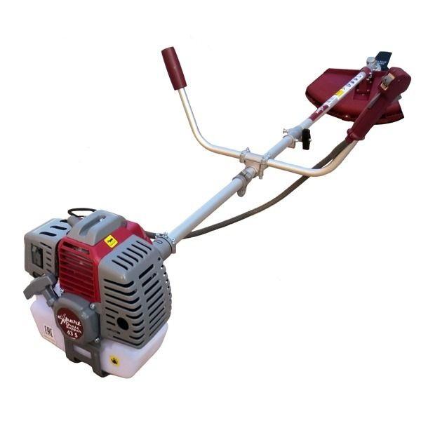 Мотокоса Expert Grasshopper 43 SГазонокосилки и триммеры<br><br><br>Тип: мотокоса<br>Тип двигателя: бензиновый, двухтактный<br>Ширина скашивания, см: 41.5<br>Мощность двигателя (Вт): 1250<br>Мощность двигателя (л.с.): 1.7<br>Объем двигателя: 43 куб.см