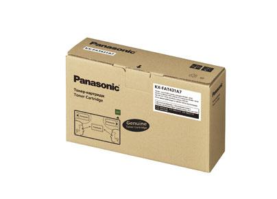 Тонер-картридж Panasonic KX-FAT431A7Расходные материалы<br>Для лазерных МФУ: <br>KX-MB2230RU<br>KX-MB2270RU<br>KX-MB2510RU<br>KX-MB2540RU<br><br>Тип: Тонер-картридж