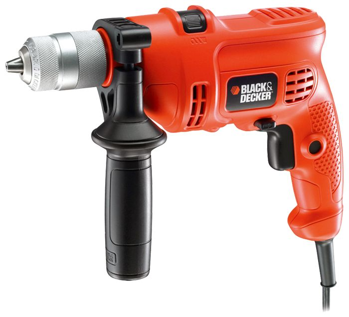 Дрель Black & Decker KR504CRE