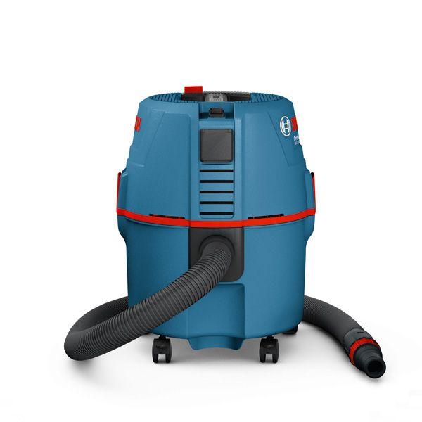 Пылесос Bosch GAS 20 L SFC [060197B000]Пылесосы<br>Пылесос Bosch GAS 20 L SFC - новый компактный пылесос промышленного класса от немецкого производителя электроинструментов компании Bosch.<br><br>Благодаря двигателю мощностью 1200 Вт и надежной конструкции, эта модель идеально подходит для сухой и влажной уборки, сбора жидкости или мелкого строительного мусора. В нем также присутствует функция обдува, позволяющая быстро высушить любые лакокрасочные жидкости.<br><br>Простота и надежность в использовании и обслуживании достигнуты благодаря полуавтоматической системе очистки фильтра, большому баку &amp;#40;19 литров&amp;#41;,...<br><br>Тип: Пылесос<br>Потребляемая мощность, Вт: 1200<br>Тип уборки: Сухая\влажная<br>Регулятор мощности на корпусе: Нет<br>Пылесборник: Контейнер<br>Емкостью пылесборника : 19 л