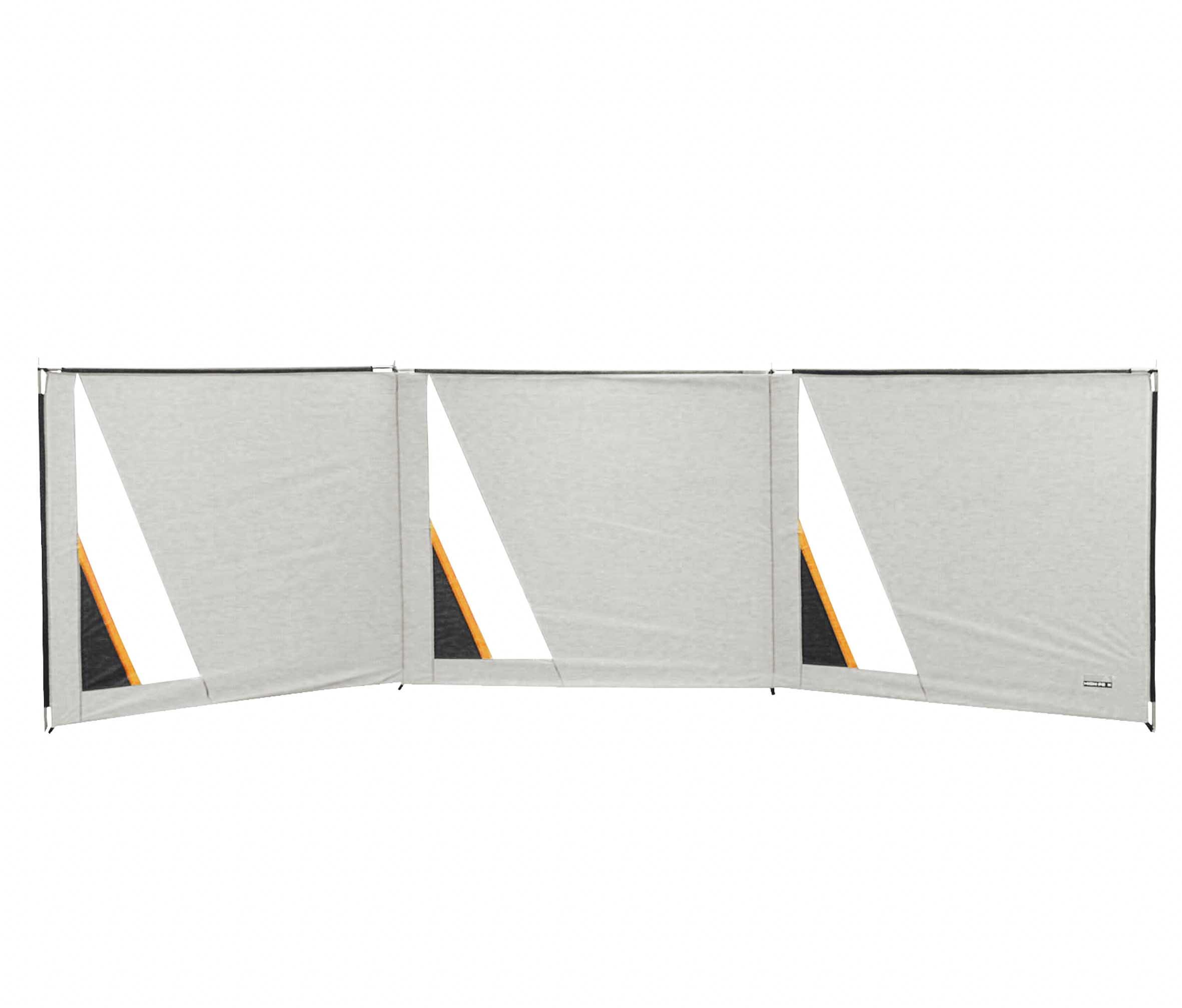 Тент High Peak Shirocco 10012Садовые тенты и шатры<br>Тент HIGH PEAK Shirocco 10012 - представляет собой защитное изделие от ветра и посторонних глаз. Ограждение легко устанавливается, широко применяется в условиях отдыха на природе на открытой местности. Стена изготовлена из надежного материала, швы проклеены, имеются панорамные окна.<br><br>- Размер 140х500 см;<br>- Удобство;<br>- Простая установка;<br>- Износостойкий материал.<br><br>Тип: Тент