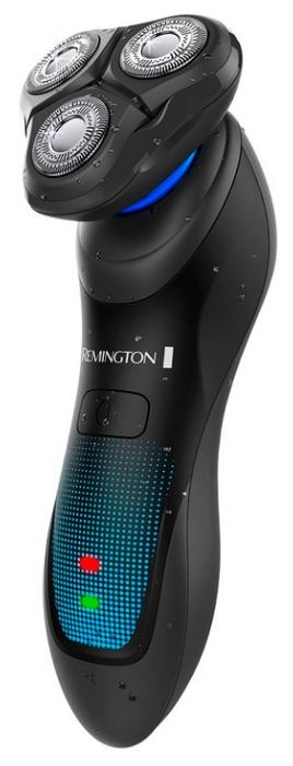 Электробритва Remington XR 1430Электробритвы<br>Роторная бритва Remington XR1430 HyperFlex Aqua обладает нашей самой лучшей технологией бритья. Она с легкостью справится с самой густой щетиной, при этом легко скользит по коже и повторяет контуры лица.<br><br>Специальные лезвия ComfortFloat в сочетании с технологий HyperFlex обеспечивают самое комфортное бритье с максимальным покрытием и доступностью.<br><br>Особое покрытие бритвенных головок ионами серебра препятствует развитию бактерий и обеспечивает чистой бритье с меньшим раздражением кожи лица.<br><br>- Бреющие головки ComfortFloat двигаются вверх и вниз, адаптируясь к контурам...<br><br>Тип : Роторная электробритва<br>Количество бритвенных головок: 3<br>Плавающие головки: Нет<br>Способ бритья: Сухое/влажное<br>Триммер: Есть<br>Водонепроницаемый корпус  : Есть<br>Быстрая зарядка  : Есть