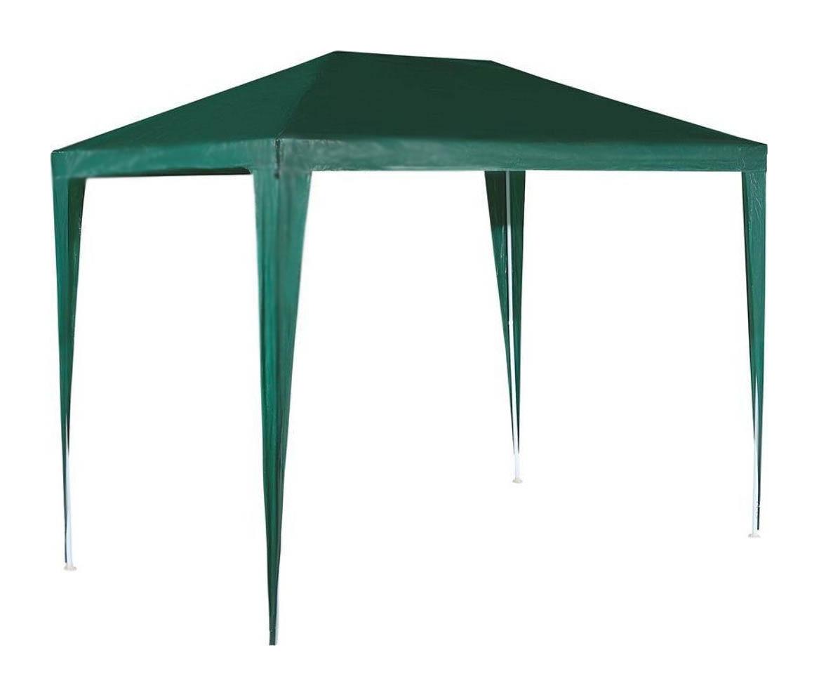 Садовый тент-шатер Green Glade 1004Садовые тенты и шатры<br>В этом шатре площадью 6 кв. м. комфортно разместится 7 человек.<br><br>Тент шатер Green Glade 1004 специально создан для защиты от яркого солнца. Тент отлично подходит для дачного использования. Особенно в тех случаях, когда у вас нет на дачном участке стационарной беседки. Такой тент очень часто приобретают любители кемпинга, рыбалки, шашлыков и люди желающие приятно и комфортно отдохнуть на природе. Шатер Green Glade 1004 очень легкий - его удобно очень удобно перевозить – он занимает совсем немного места. Если вы решили провести пикник на свежем воздухе, вы сможете...<br><br>Тип: Садовый тент-шатер<br>Покрытие: полиэтилен 110 г<br>Каркас: металлическая труба D19/19/25 мм.<br>Размеры упаковки: 110х13х14 см