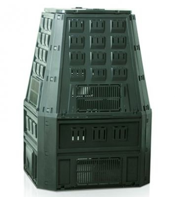 Компостер Evogreen IKEV850Z-G851Садовые компостеры<br><br><br>Тип: компостер<br>Объем, л: 850