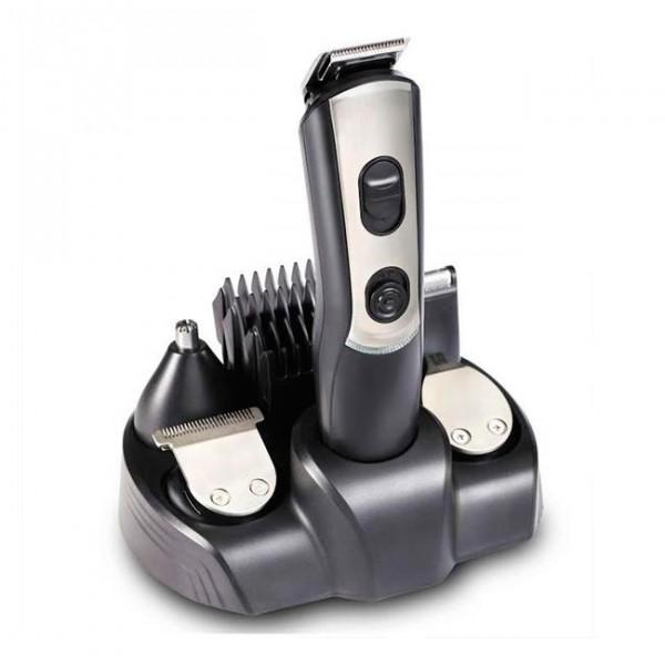 Машинка для стрижки GA.MA T21.GC 615Машинки для стрижки и триммеры<br><br><br>Время работы, мин: 60<br>Длина стрижки, мм: от 0.8 до 12<br>Материал лезвий: нержавеющая сталь