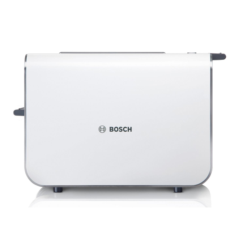 Тостер Bosch TAT 8611Тостеры и минипечи<br><br><br>Тип: тостер<br>Мощность, Вт.: 860<br>Тип управления: Электронное<br>Количество отделений: 2<br>Количество тостов: 2