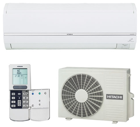 Сплит-система Hitachi RAS-18EH4/RAC-18EH4Кондиционеры<br><br><br>Тип: настенная сплит-система<br>Режим работы: охлаждение / обогрев<br>Управление: Электронное<br>Площадь охлаждения, м2: 50<br>Мощность в режиме охлаждения, Вт: 5000<br>Мощность в режиме обогрева, Вт: 6000<br>Потребляемая мощность при обогреве, Вт: 1660<br>Потребляемая мощность при охлаждении, Вт: 1560<br>Тип хладагента: R 410A<br>Фаза : однофазный