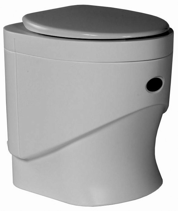 Биотуалет Separett Weekend 7011 Grey с вентиляторомБиотуалеты<br>Современный и удобный дизайн, есть отвод для урины, без запаха, работает при любой температуре, легко устанавливается, прост в обслуживании, вентилятор.<br><br>Комплект: контейнер.<br><br>Может использоваться с вытяжной трубой 4 м. и 2-мя коленами 90С.<br>