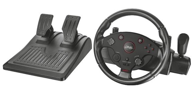 Руль Trust GXT 288 Racing Wheel (20293)