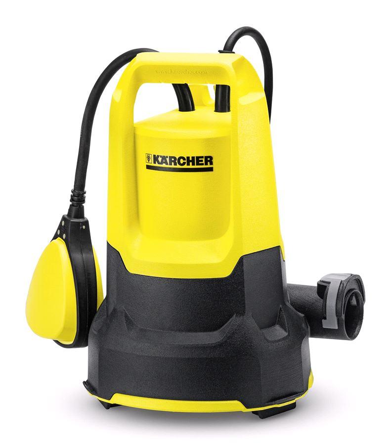 Насос Karcher SP 2 FlatНасосы<br>Насос Karcher SP 2 Flat предназначен для работы с чистой водой. Благодаря складывающимся ножкам можно осушить емкость до уровня воды в 1 мм. Поплавковый выключатель защищает насос от работы всухую. Пропускная способность составляет 6000 л/ч. Ручку используют как держатель для проводов и для переноски аппарата.<br><br>Глубина погружения: 7 м<br>Максимальный напор: 5 м<br>Пропускная способность: 6 куб. м/час<br>Напряжение сети: 220/230 В<br>Потребляемая мощность: 250 Вт<br>Качество воды: чистая<br>Размер фильтруемых частиц: 5 мм<br>Установка насоса: вертикальная