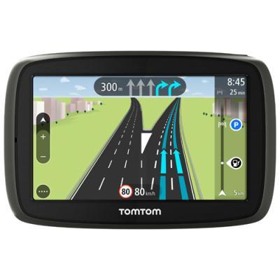 GPS навигатор TomTom Start 40GPS навигаторы<br>GPS-навигатор с 4,3'' сенсорным экраном для быстрого и точного позиционирования. Устройство поддерживает много языков системы, обеспечивает бесплатное пожизненное обновление карт и имеет карты 45 государств. Наличие трёхмерных карт позволяет также точнее наблюдать за своими ориентирами.<br>