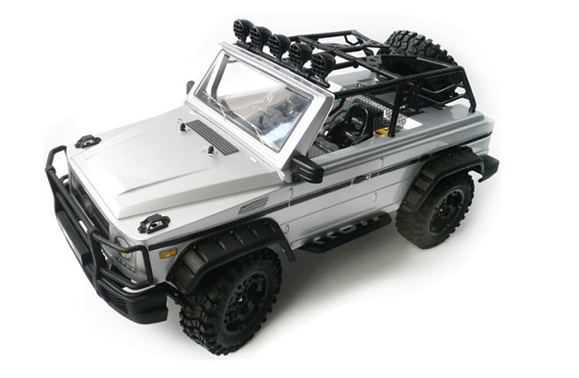 Автомобиль для трофи HG Mercedes 4WD