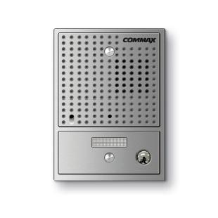 Панель вызова Commax DRC-4CGN2 PAL, СереброДомофоны<br>Commax drc 4cgn2 pal — правильная и выгодная покупка.<br>Перед тем, как сделать покупку, предпочитаете почитать рекомендации? Что ж, тогда вы наверняка останетесь довольны домофоном Commax drc 4cgn2 pal серебряного цвета. Ведь его репутация безупречна. Вы сами можете в этом убедиться, почитав отзывы о данной модели на различных интернет-ресурсах, посвященных охранной технике.<br>Такая репутация вполне заслуженна. Этот домофон — само воплощение стиля, надежности и безопасности. Металлический блеск серебра придает ему строгости и официальности, а простота обращения...<br><br>Двухсторонняя аудиосвязь: есть<br>Камера: цветная видеокамера день-ночь NTSC/PAL<br>Угол обзора: угол обзора: 47°(по горизонтали) 34°(по вертикали)<br>Расстояние ИК подсветки: до 1 м<br>Реле управления замком: есть<br>Антивандальный металлический корпус: есть