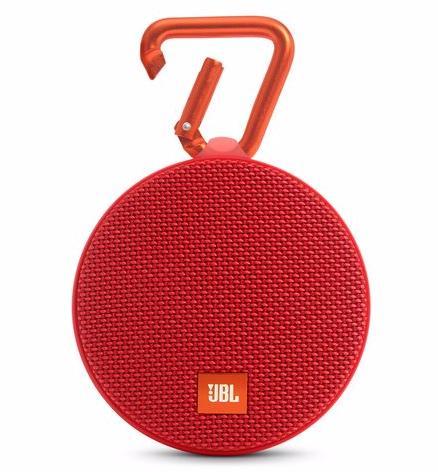 Акустическая система JBL Clip 2 RedАкустические системы<br><br><br>Состав комплекта: портативное аудио<br>Количество полос: 1<br>Мощность, Вт: 3<br>Диапазон воспроизводимых частот: 120 - 20000 Гц