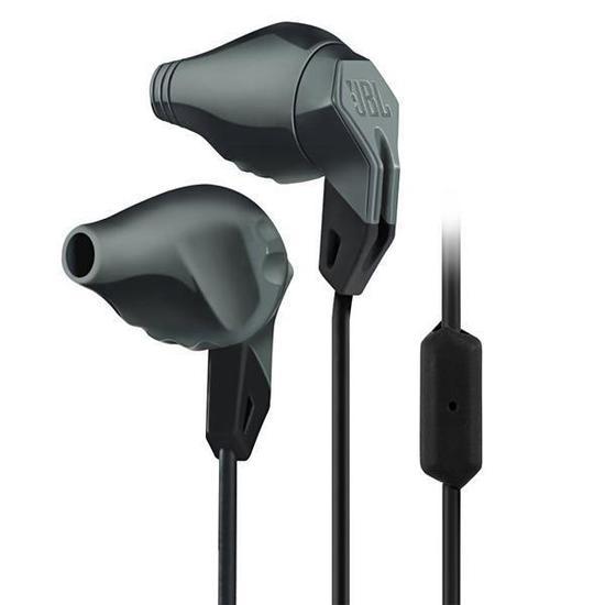 Наушники JBL Grip 200 BlackНаушники и гарнитуры<br><br><br>Тип: наушники<br>Тип акустического оформления: Закрытые<br>Вид наушников: Вставные<br>Тип подключения: Проводные<br>Диапазон воспроизводимых частот, Гц: 20 - 20000 Гц<br>Микрофон: есть