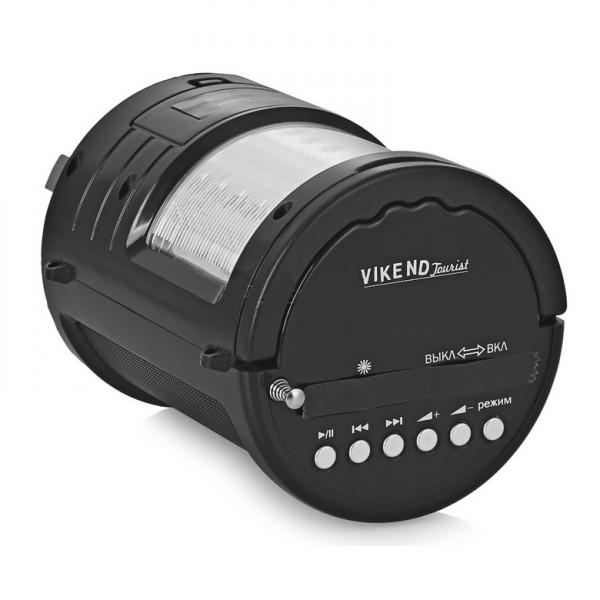 Радиоприемник Сигнал electronics VIKEND TOURISTРадиобудильники, приёмники и часы<br><br><br>Тип: Радиоприемник<br>Тип тюнера: Цифровой<br>Диапозон частот: 88 — 108 МГц<br>Часы: Нет<br>Встроенный будильник  : Нет