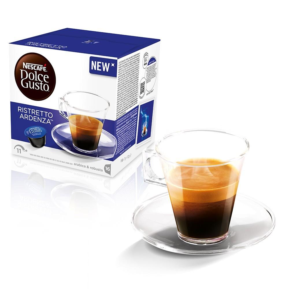 Кофе в капсулах Nescafe Dolce Gusto Ristretto Ardenza, 16 кап.