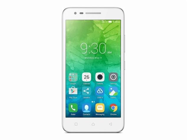 Мобильный телефон Lenovo Vibe C2 16Gb (K10A40) WhiteМобильные телефоны<br><br>