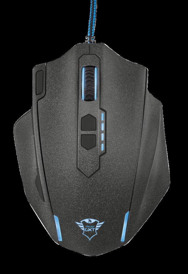Компьютерная мышь Trust GXT 155 Gaming Mouse Black USB (20411)