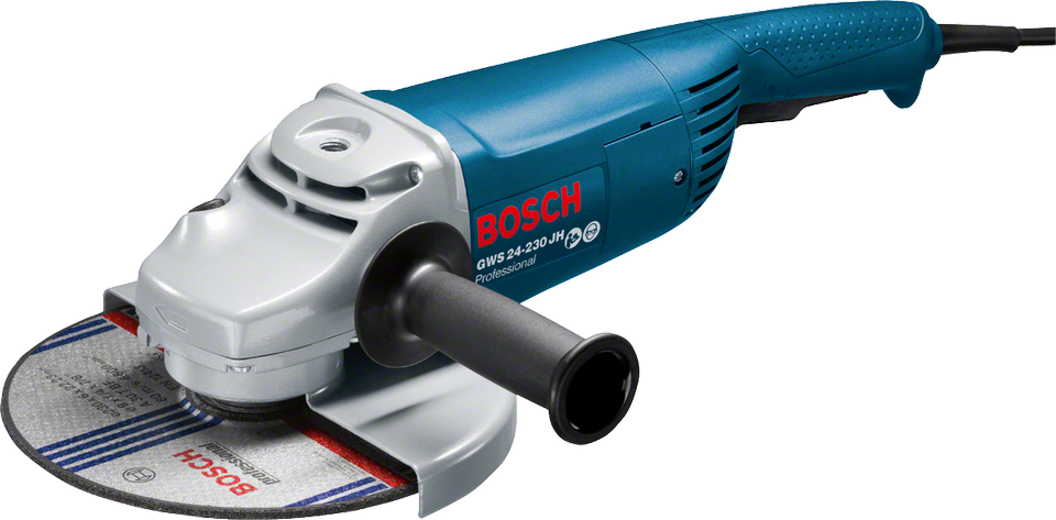 Угловая шлифмашина Bosch GWS 24-230 JH [0601884203]Шлифовальные и заточные машины<br><br>