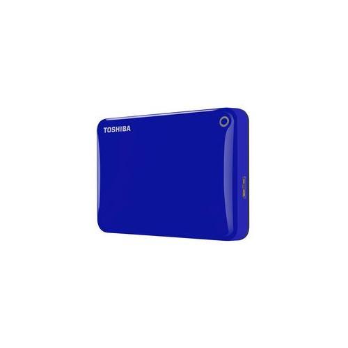 Внешний жесткий диск Toshiba Canvio Connect II 2TB Blue (HDTC820EL3CA)Внешние жесткие диски<br><br>