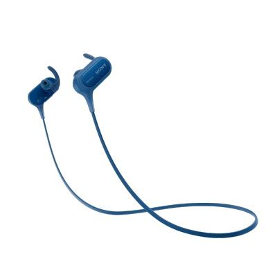 Наушники Sony MDR-XB50BS Extrabass Bluetooth BlueНаушники и гарнитуры<br><br><br>Тип: наушники<br>Тип акустического оформления: Закрытые<br>Тип подключения: Беспроводные<br>Диапазон воспроизводимых частот, Гц: 4–24 000