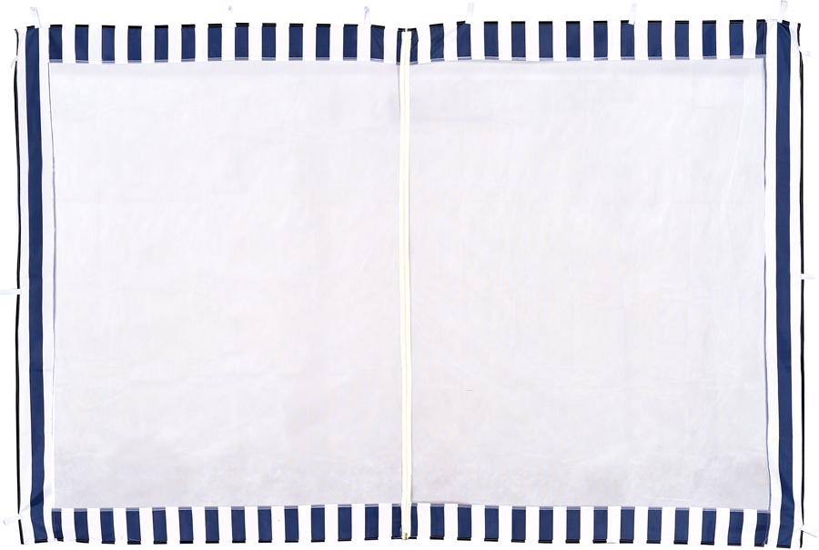 Стенка  Green Glade 4140Садовые тенты и шатры<br><br><br>Тип: Стенка<br>Покрытие: полиэстер на молнии, крепление - липучка<br>Размеры упаковки: 43х32х45 см