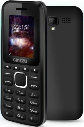 Мобильный телефон Ginzzu M102 Dual mini BlackМобильные телефоны<br><br>