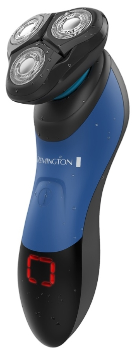 Электробритва Remington XR 1450Электробритвы<br>Технология HyperFlex и особые лезвия ComfortFloat приспосабливаются к типу и контурам вашего лица и шеи для более чистого бритья с меньшим раздражением кожи.<br><br>Изгибы вашего лица являются самыми сложными участками для бритья, при этом часто очень чувствительны к появлению раздражения. Наше решение - особые лезвия ComfortFloat, которые двигаются по вертикали вверх и вниз, повторяя контуры и обеспечивая максимальный охват.<br><br>Бритва Remington XR1450 HyperFlex Aqua Plus обладает увеличенным временем автономной работы и удобным индикатором остаточного заряда батареи.<br><br>- Бреющие...<br><br>Тип : Роторная электробритва<br>Количество бритвенных головок: 3<br>Плавающие головки: Нет<br>Способ бритья: Сухое/влажное<br>Триммер: Есть<br>Водонепроницаемый корпус  : Есть<br>ЖК-дисплей: Есть<br>Подсветка дисплея: Есть<br>Быстрая зарядка  : Есть