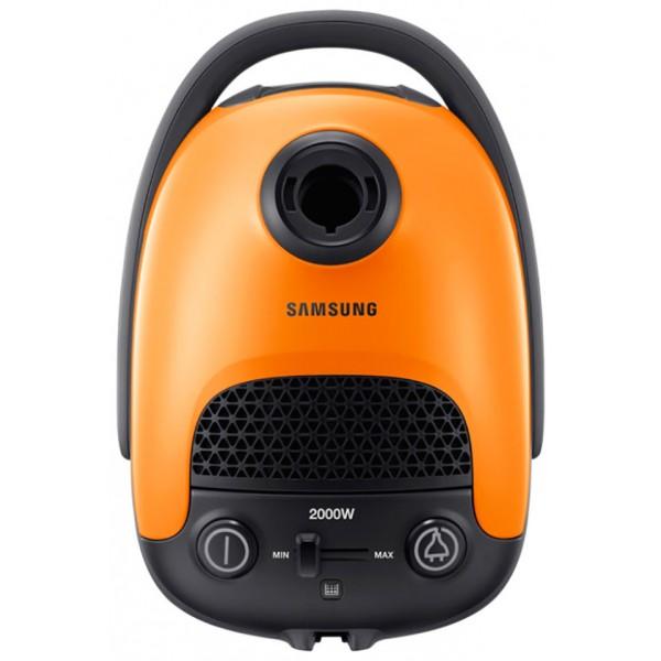 Пылесос Samsung VC 20 F 30 WNGRПылесосы<br><br><br>Тип: Пылесос<br>Потребляемая мощность, Вт: 2000<br>Мощность всасывания, Вт: 420<br>Тип уборки: Сухая<br>Регулятор мощности на корпусе: Есть<br>Пылесборник: Мешок<br>Емкостью пылесборника : 3 л