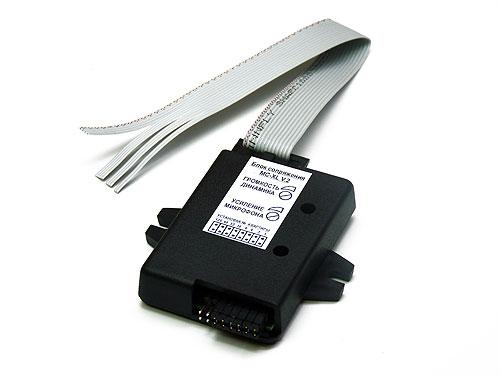 Блок сопряжения Commax MC XLДомофоны<br>Модуль сопряжения с подъездным домофоном для черно-белых и цветных видео-домофонов. <br>Номер квартиры устанавливается перемычками.<br>Позволяет подключить монитор видео-домофона &amp;#40;GARDI LUX&amp;#41; к подъездным аудио-домофонам с цифровой системой подключения, таким как RAIKMANN, KEYMANN, FELMANN, LASKOMEX, PROEL. <br>На один канал монитора видео-домофона блок сопряжения MC-XL Gardi позволяет подключить подъездную линию аудио-домофона, одну дополнительную камеру, одну вызывную панель видео-домофона.<br>