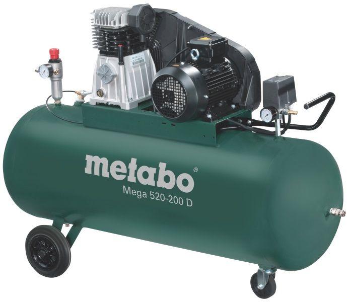Компрессор Metabo Mega 520-200 D [601541000]