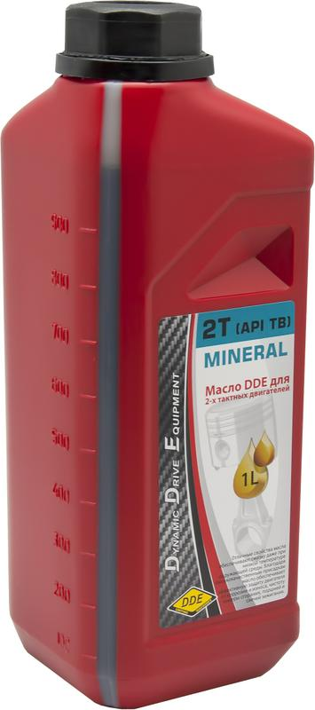 Масло для двухтактных двигателей DDE 1:50 1л GreenАксессуары для садовой техники<br><br><br>Тип товара: Товары для электроинструмента<br>Тип: Масло<br>Описание: минеральное