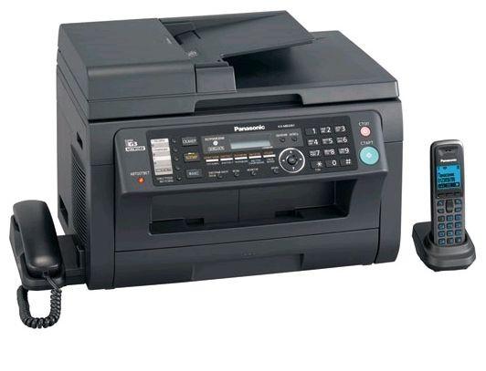 Многофункциональное устройство Panasonic KX-MB2061RUПринтеры и МФУ<br><br><br>Тип: МФУ для малых рабочих групп<br>Технология печати  : лазерная<br>LCD-дисплей  : Есть<br>Максимальный формат  : А4<br>Скорость печати, стр/мин  : 24<br>Индикатор необходимости замены тонера  : Есть<br>Автоподатчик оригиналов  : Обычный<br>Разрешение сканера, dpi  : 9600<br>Устройство автоподачи оригиналов  : Есть<br>Емкость устройства автоподачи оригиналов, листов  : 20
