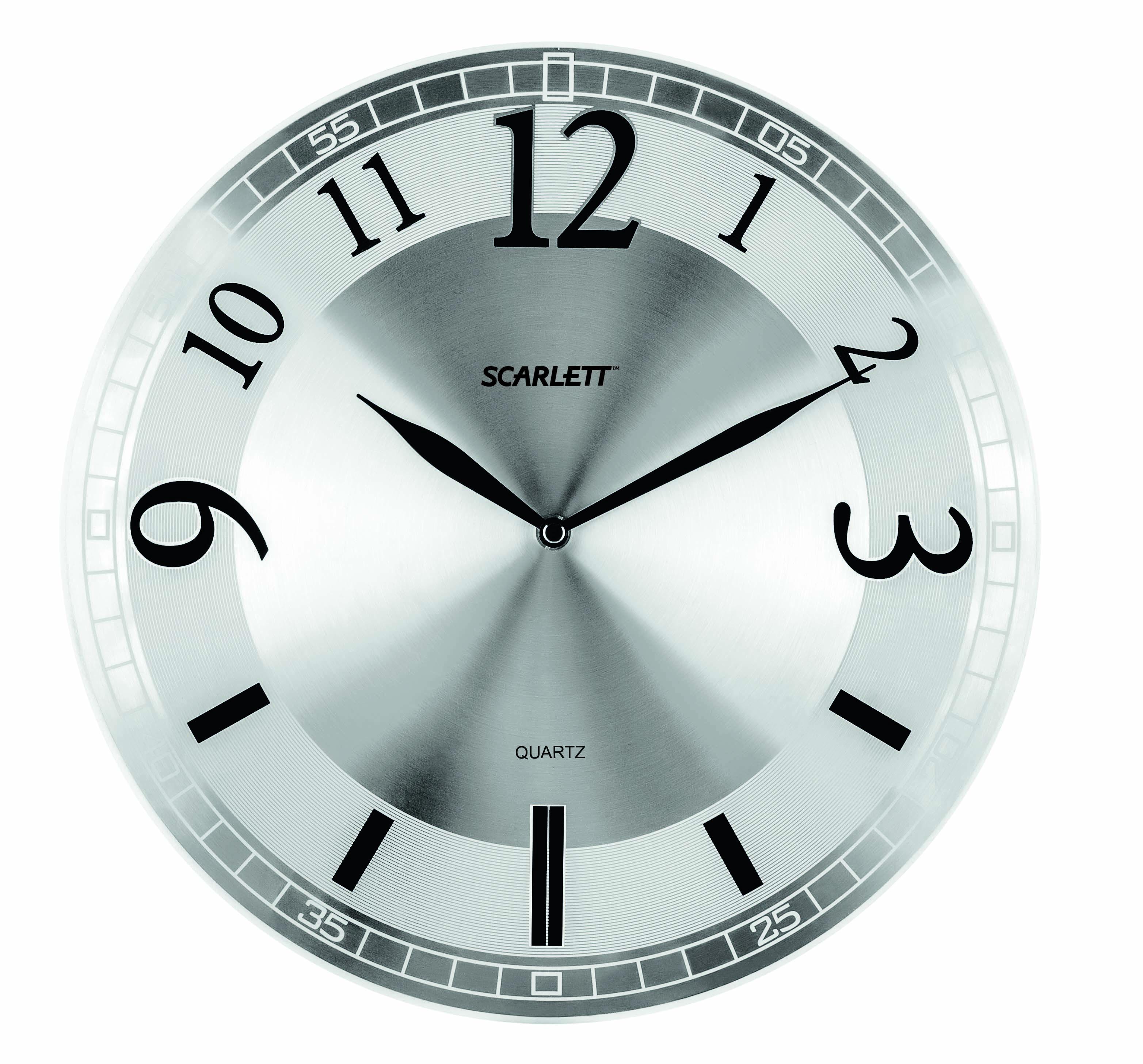 Часы настенные Scarlett SC - 55N