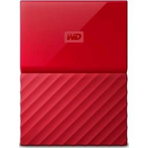 Внешний жесткий диск Western Digital My Passport Ultra 2TB WDBUAX0020BRD-EEUE RedВнешние жесткие диски<br><br>