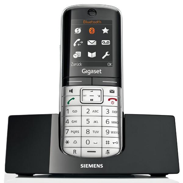 Радиотелефон Gigaset SL400A Metal (Siemens)