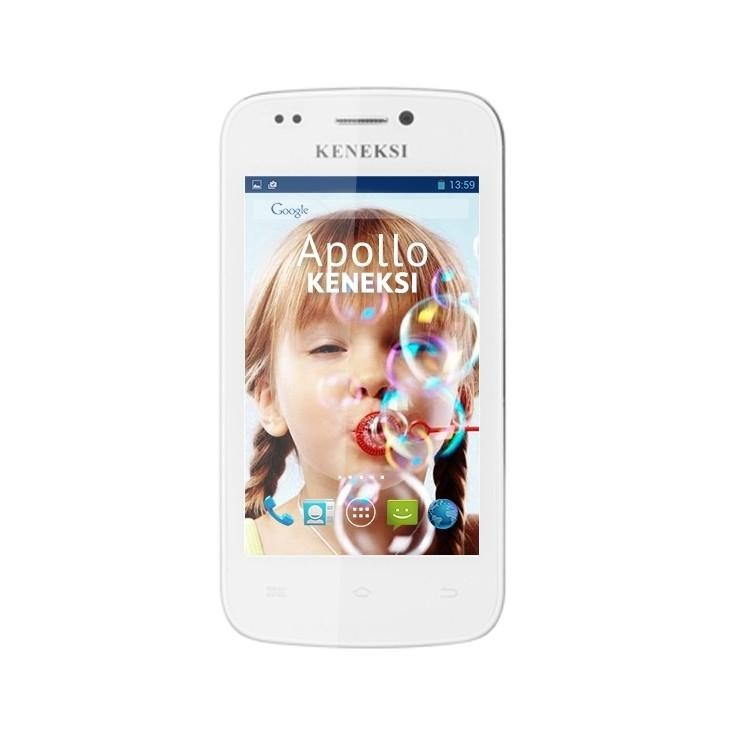 Мобильный телефон Keneksi Apollo WhiteМобильные телефоны<br><br>