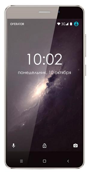 Мобильный телефон Ginzzu S5120 BlackМобильные телефоны<br><br><br>Тип: Смартфон<br>Стандарт: GSM 900/1800/1900, 3G<br>Тип трубки: классический<br>Поддержка двух SIM-карт: есть<br>Операционная система: Android 5.1<br>Встроенная память: 8 Гб<br>Фотокамера: 8 млн пикс., светодиодная вспышка<br>Форматы проигрывателя: MP3<br>Разъем для наушников: 3.5 мм<br>Спутниковая навигация: GPS