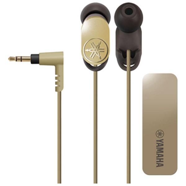 Наушники Yamaha EPH-W32 GoldНаушники и гарнитуры<br><br><br>Тип: наушники<br>Тип акустического оформления: Закрытые<br>Вид наушников: Вставные<br>Тип подключения: Проводные<br>Номинальная мощность мВт: 30<br>Диапазон воспроизводимых частот, Гц: 20-40000<br>Сопротивление, Импеданс: 16 Ом<br>Чувствительность дБ: 99