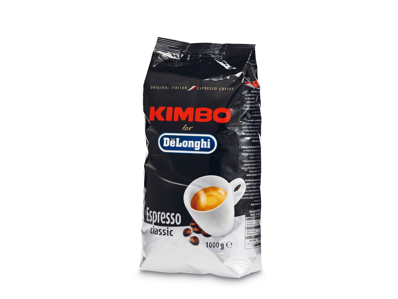 Кофе в зернах De'Longhi Kimbo Espresso Classic