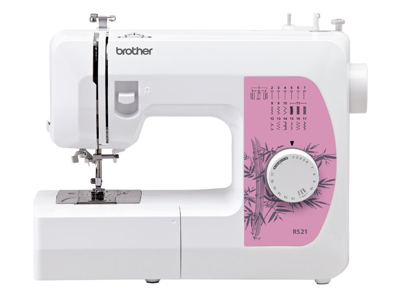 Швейная машина Brother RS-21Швейные машины<br><br><br>Тип: электромеханическая<br>Тип челнока: ротационный горизонтальный<br>Количество швейных операций: 17<br>Выполнение петли: автомат