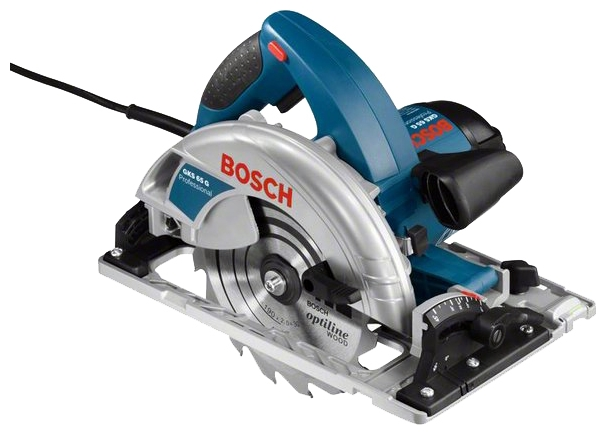 Дисковая пила Bosch GKS 65 G [0601668903]Пилы<br><br>